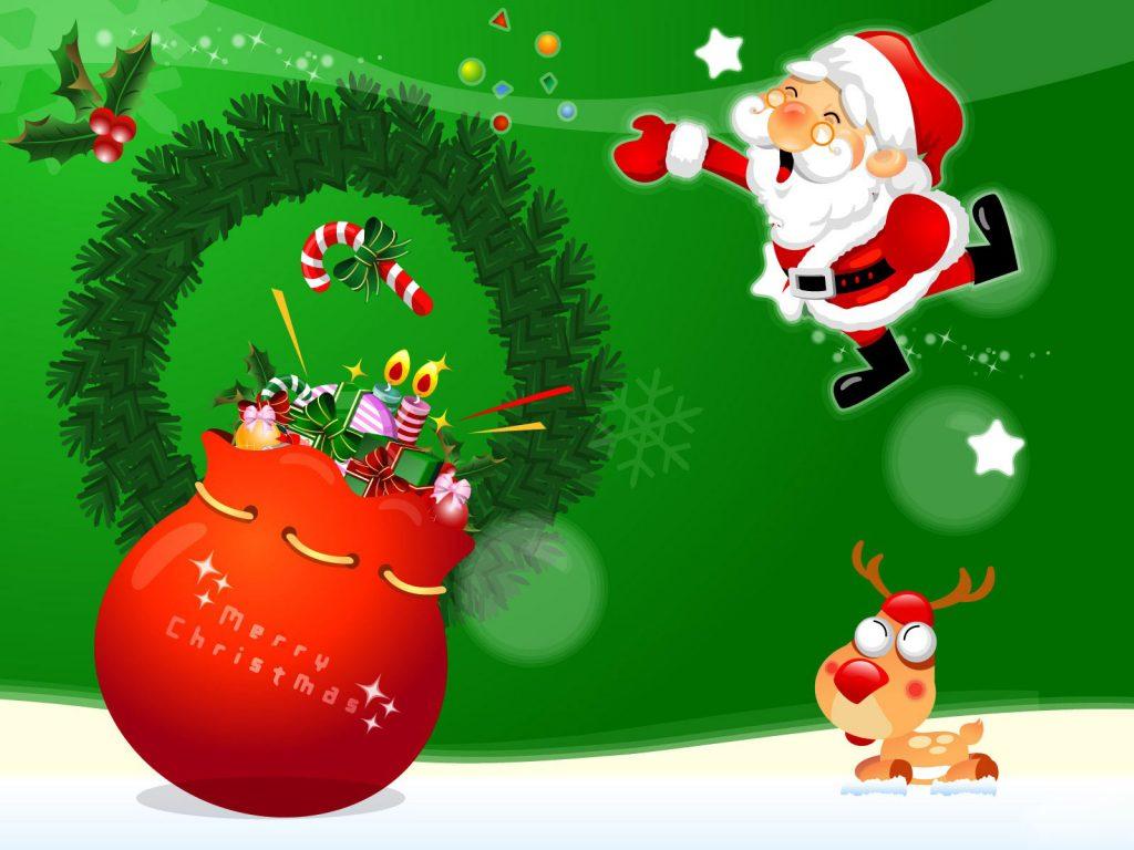 descargar fondos de pantalla de navidad con movimiento gratis para pc
