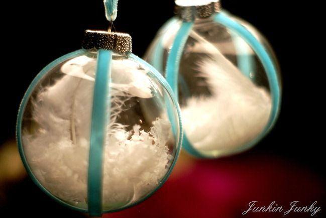 bolas de navidad transparentes bogota