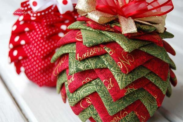 bolas arbol navidad manualidades