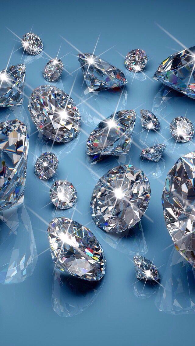Imagen de diamantes reales