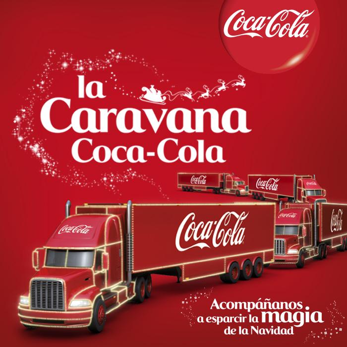 caravananavidad coca cola2014