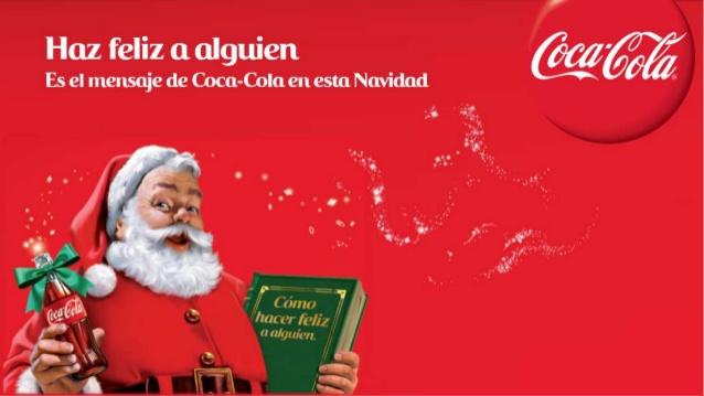 Navidad llamada Coca Cola