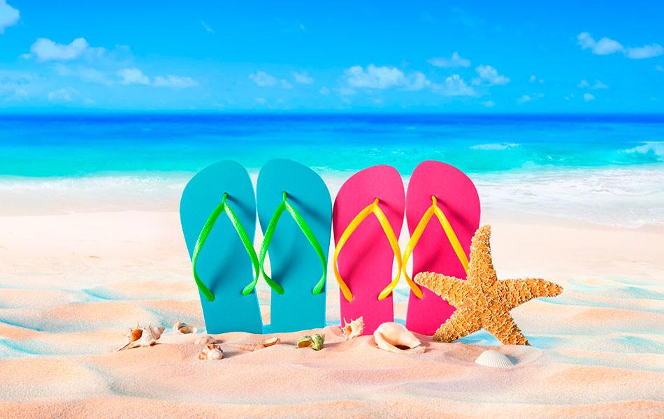 Mar y arena para este verano