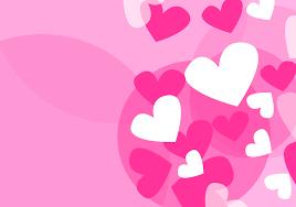 fondos de corazones de colores