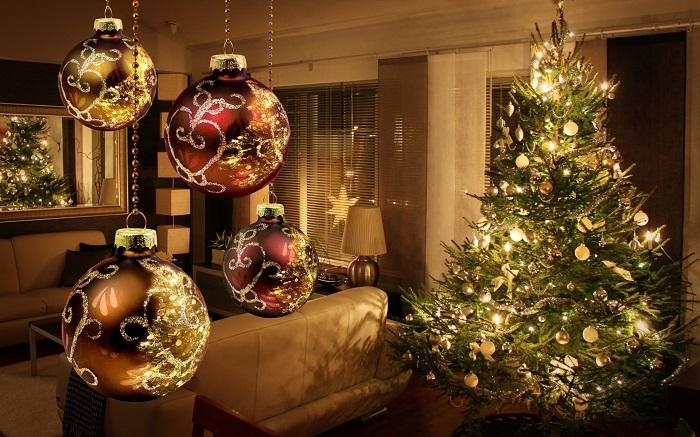 descargar fondos de navidad para pc gratis