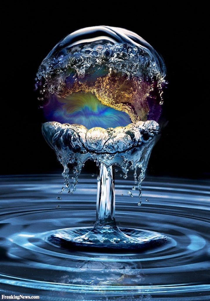 fondos animados de agua para celular