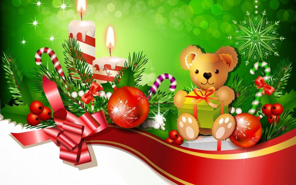 fondos de navidad en movimiento descargar