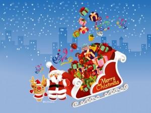 descargar fondos animados de navidad