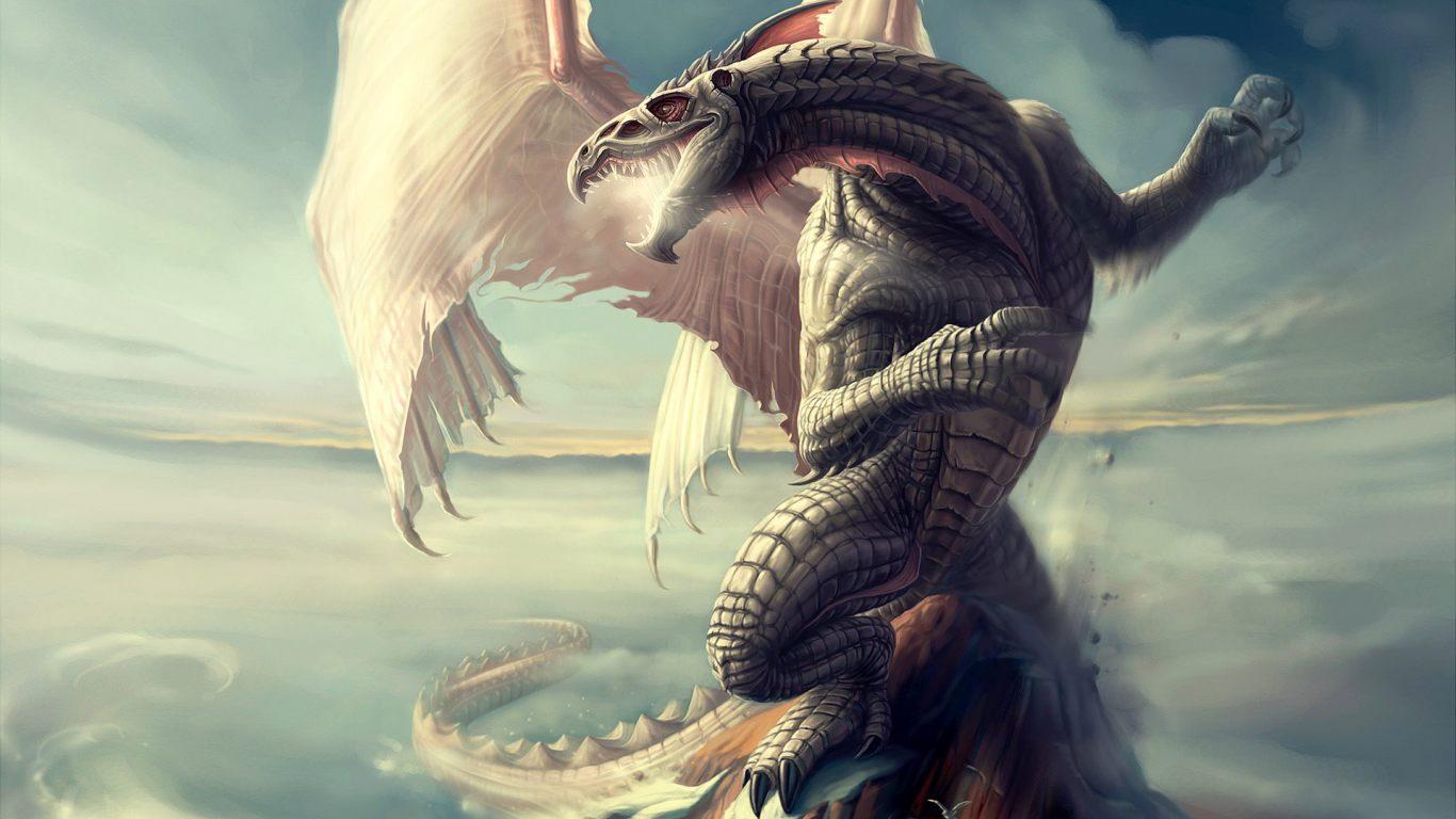 Wallpaper Dragon