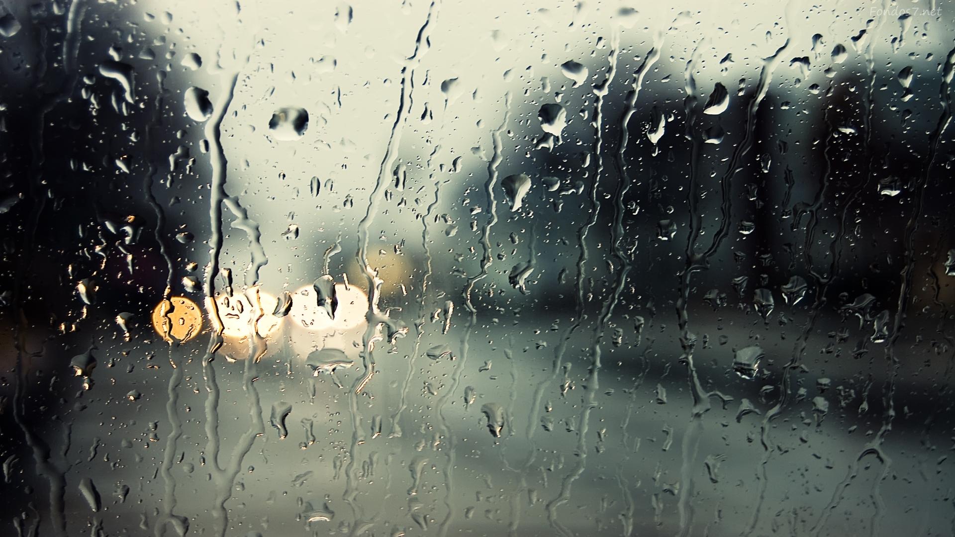 Imagen de efecto lluvia
