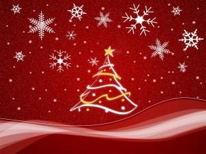 descargar fondos de navidad en 3d