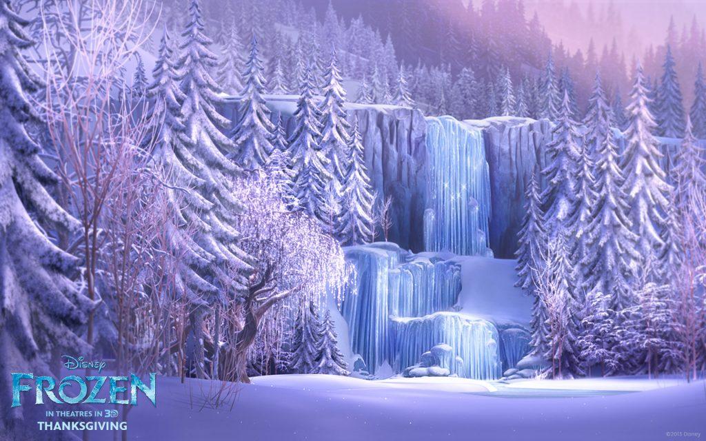 fondos de frozen hd