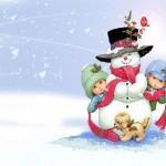 fondos para tarjetas de navidad y año nuevo