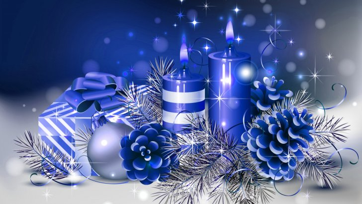 descargar fondos de navidad en movimiento