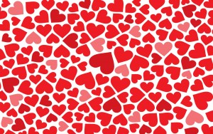 fondos de corazones para fotos