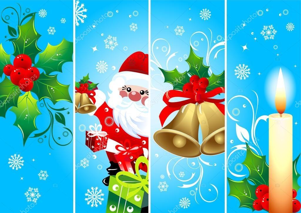 fondos de pantalla navideños 3d animados