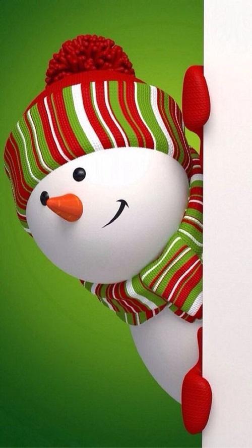 fondos de pantalla de navidad para celular