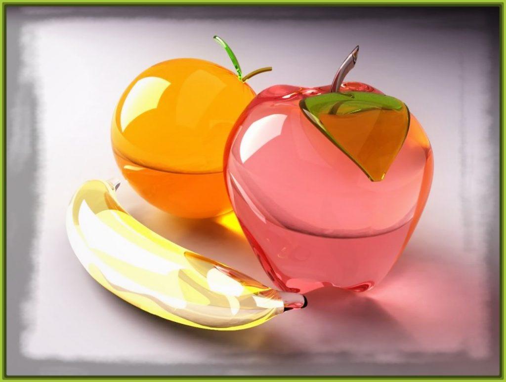 fondos de pantalla de frutas animadas