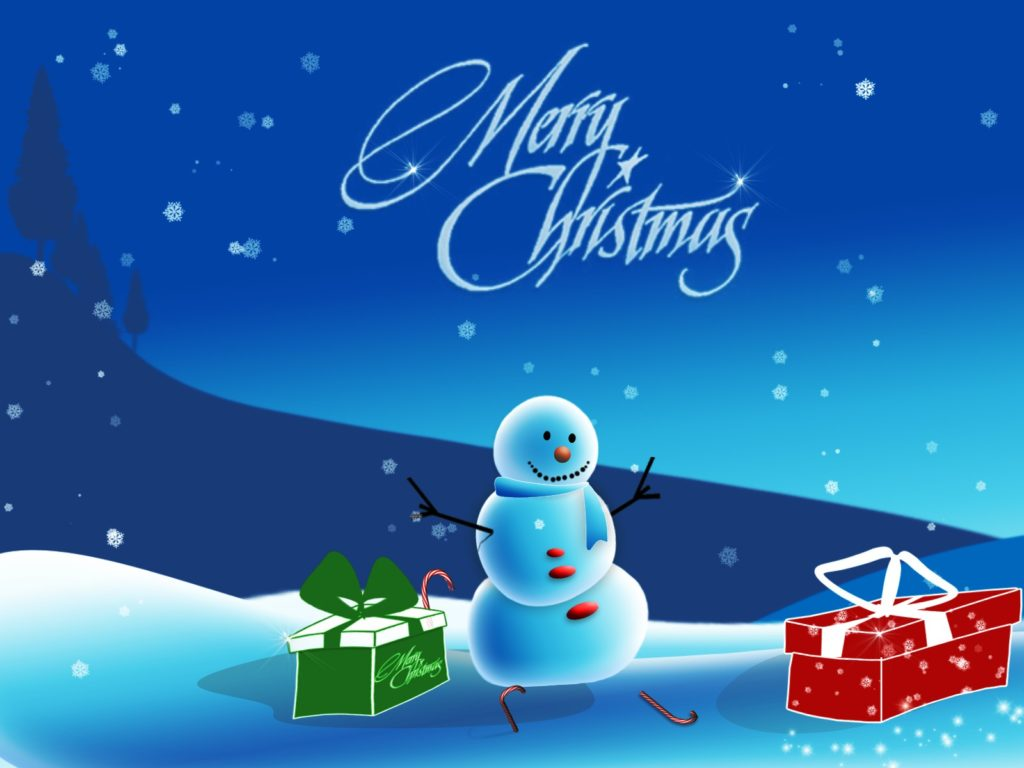 fondos de pantalla navideños animados con movimiento gratis