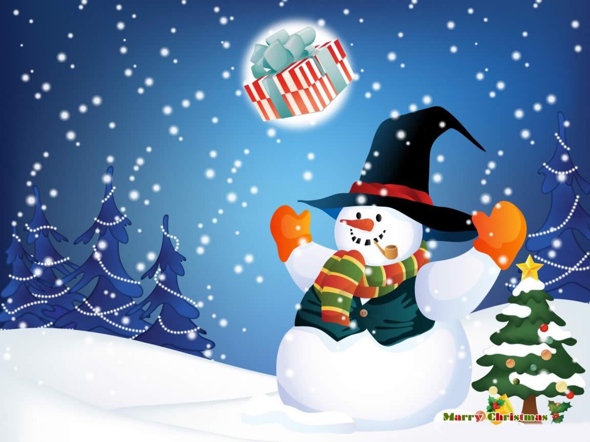 Fondos navidad animados gratis fondos de pantalla - Dibujos navidad gratis ...