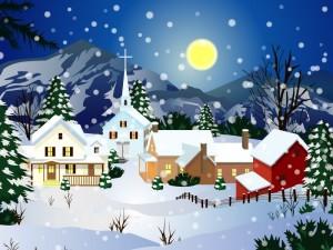 fondos navidad animados gratis