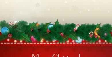 descargar marcos navideños para fotos gratis en español