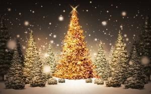 fondos de navidad para blackberry 8520