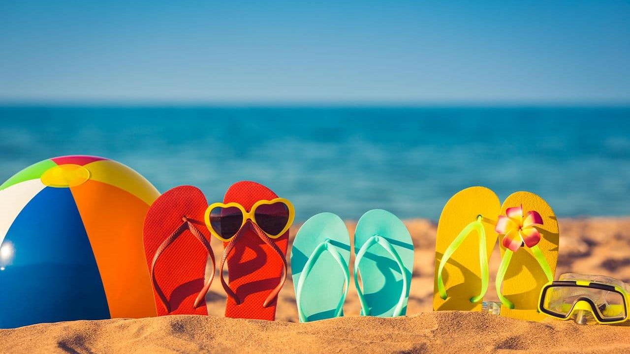 Verano mar y playa