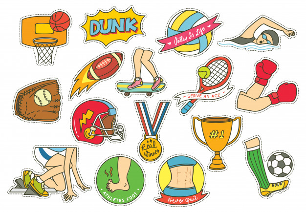 imagenes de deportes animados futbol