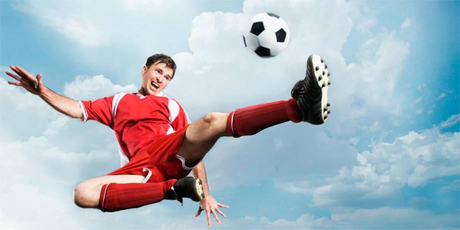 imagenes de deportes de futbol para colorear