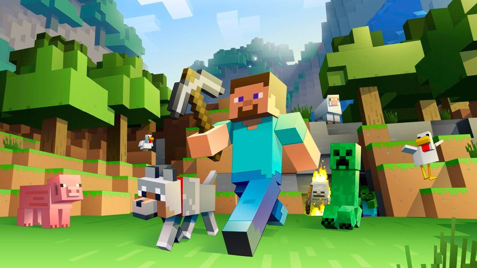 imagenes de minecraft hd wallpaper