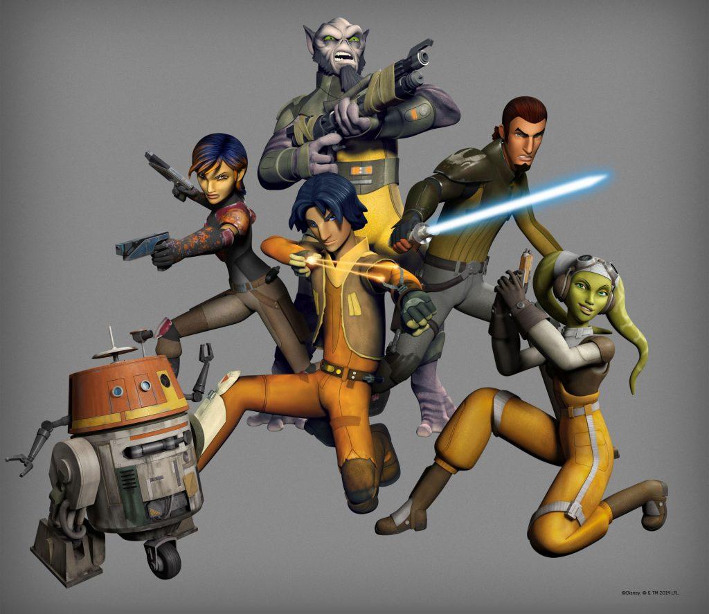 imagenes de personajes de star wars con nombres