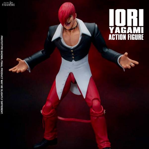 fondo de Iori Yagami