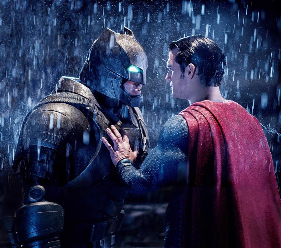 las mejores fotos de batman vs superman