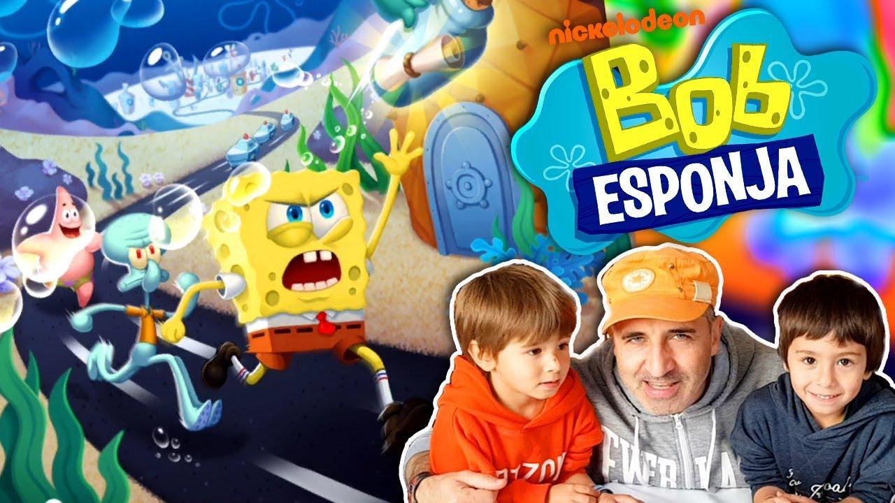Fondo de pantalla Bob Sponge