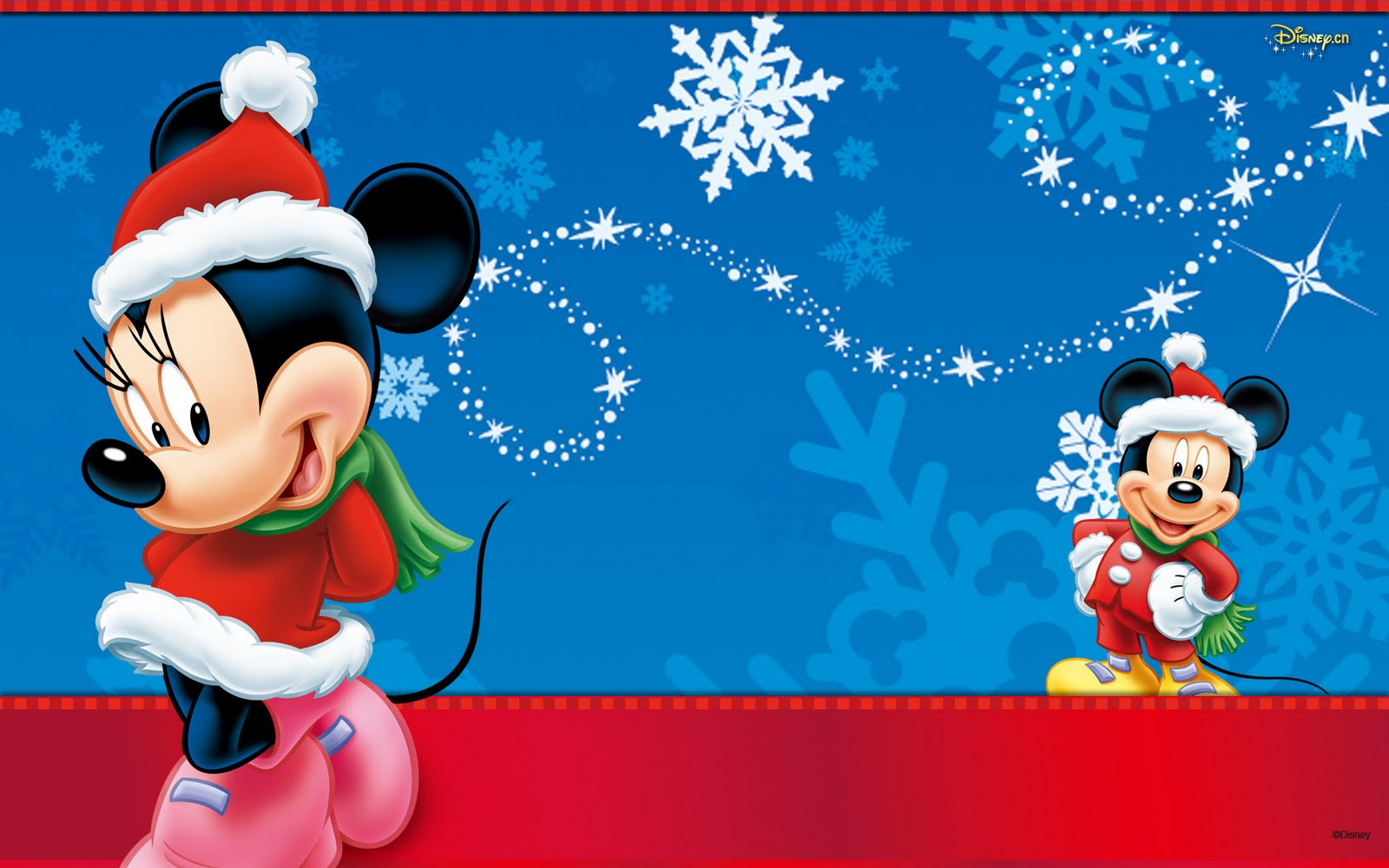 Fondos Navidad Caricaturas