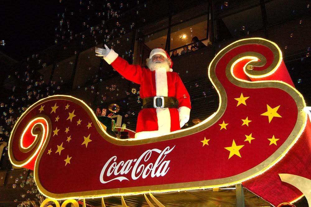 coca cola navidad botella