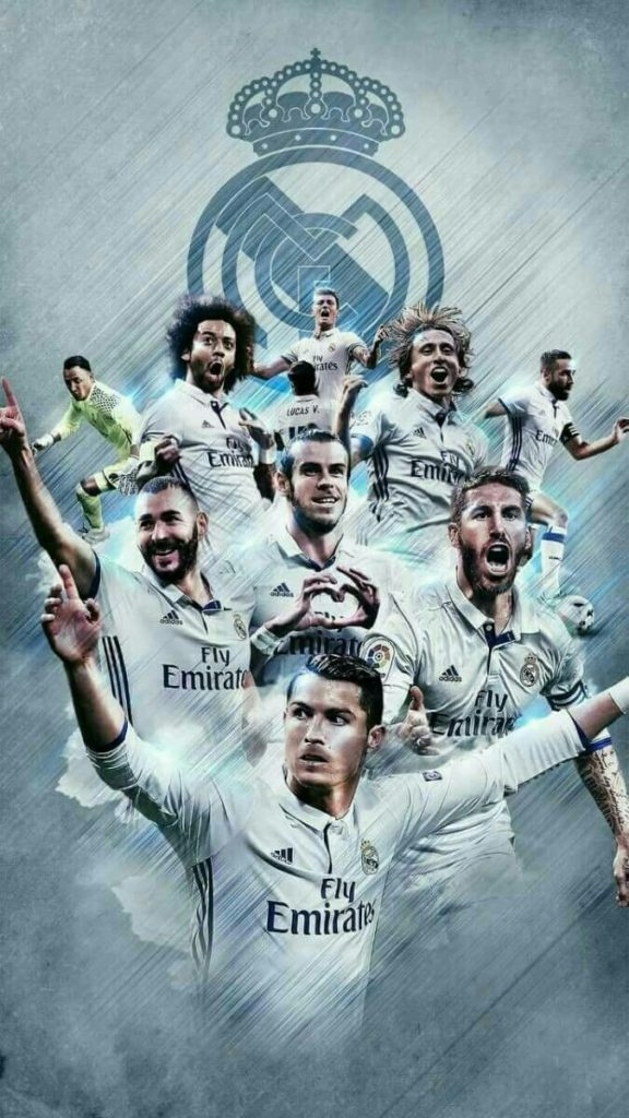 real madrid wallpaper 2018