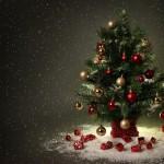 fondos de arbolitos de navidad