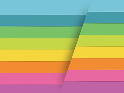 Colores pastel fondo de pantalla