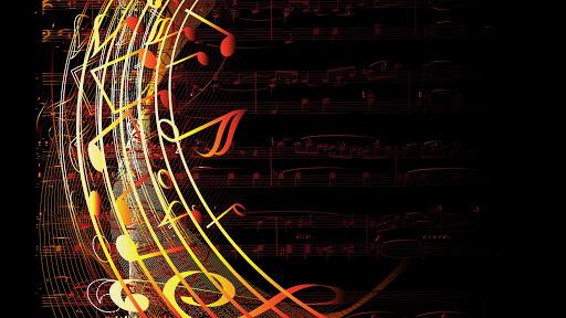Wallpaper notas musicales