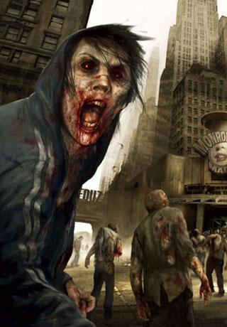 Fondo de pantalla Zombie
