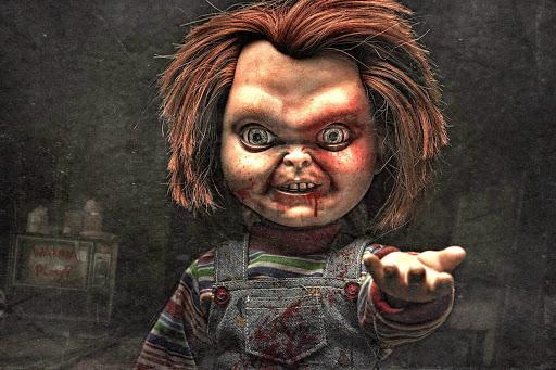 Fondo de pantalla miedo Chucky