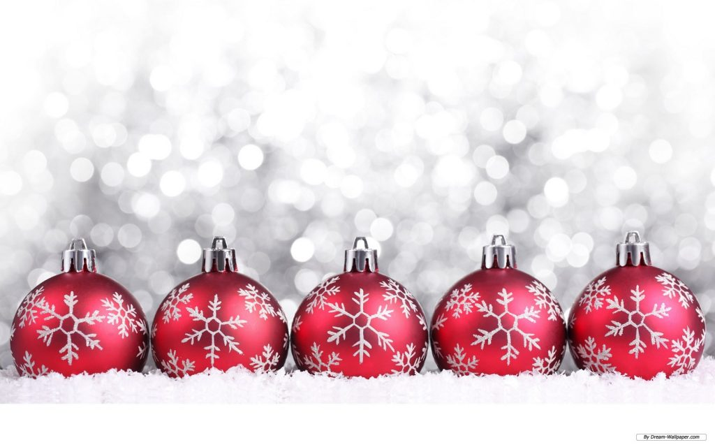 wallpaper christmas decorations
