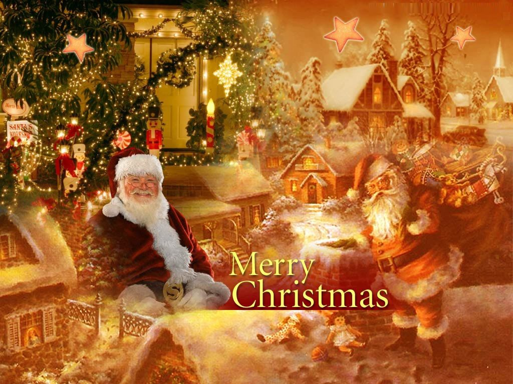 wallpaper christmas download free