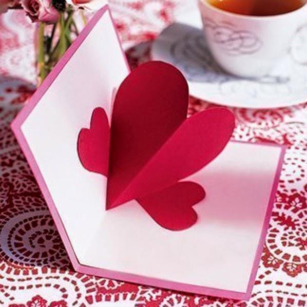 plantillas para corazon pop up