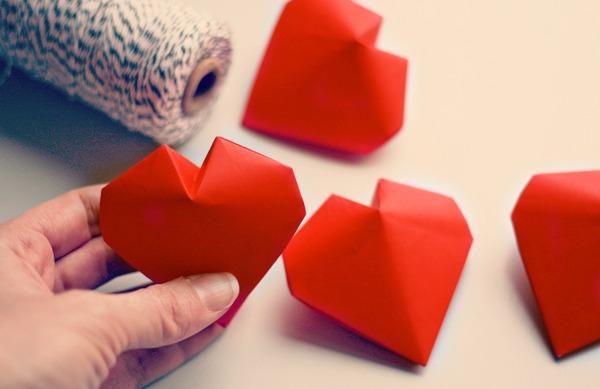 corazon 3d papelisimo