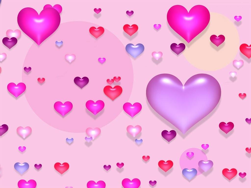 Fondo de escritorio día de los enamorados