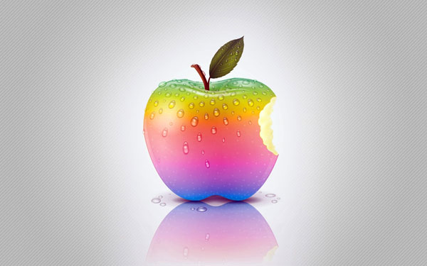 Fondos de pantalla apple