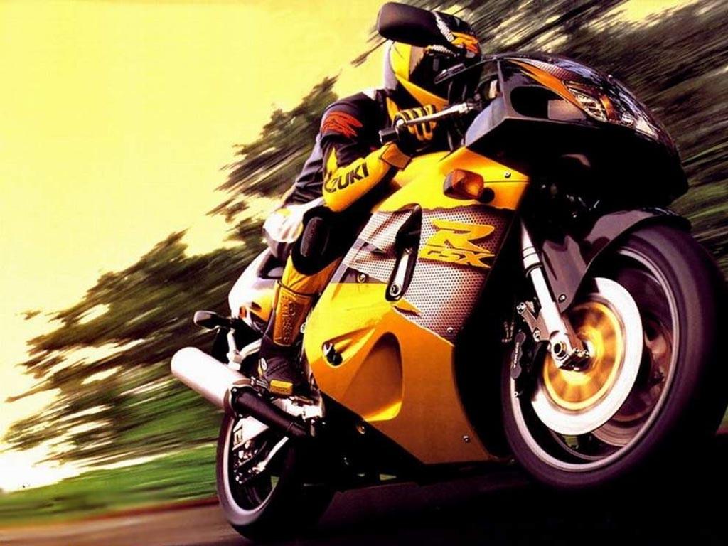 Fondos de pantalla de motos